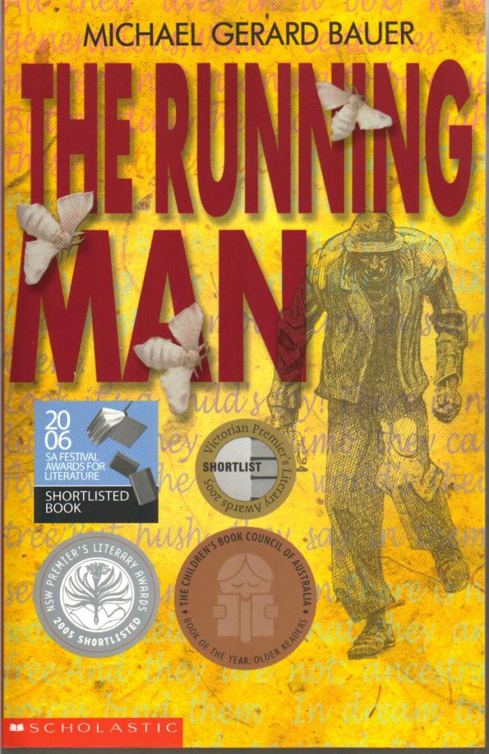 Running Man was an international success story from an author who was very new to the industry at the time it was written. Removing PIRs will put future publication of books like this in jeopardy